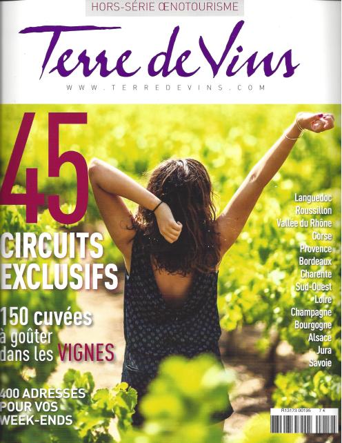Terre de Vins 45 Circuits Oenotourisme Chateau Cantenac